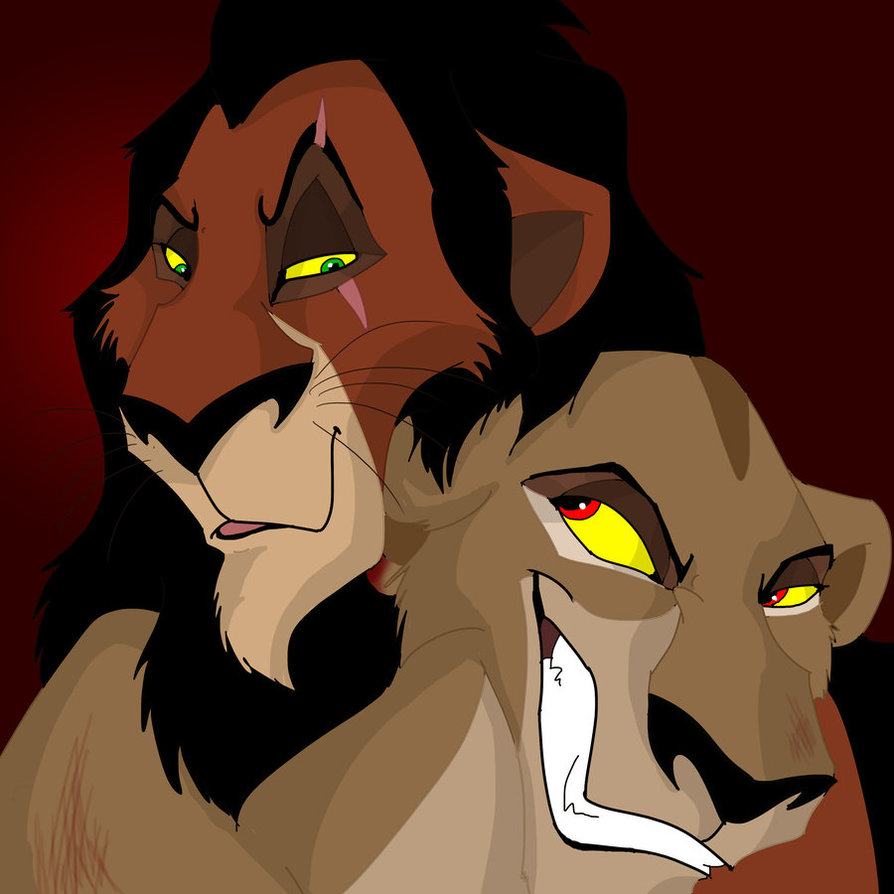 Zira is a Slut « AlbinoRaven666's Album — Fan Art Albums of My Lion King