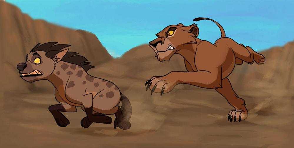 zira lion king 1