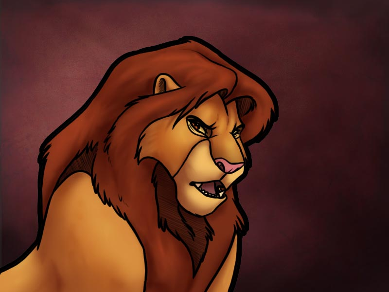 Simba « Annie's Album — Fan Art Albums of My Lion King