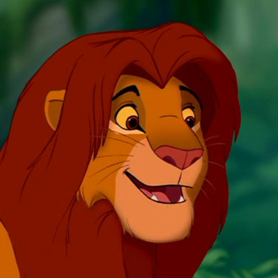 the character of simba in the disney movie the lion king Everyone's favourite lion simba will come out as gay in the upcoming live-action remake of the lion king, disney  movie, with young lion simba  characters to be.
