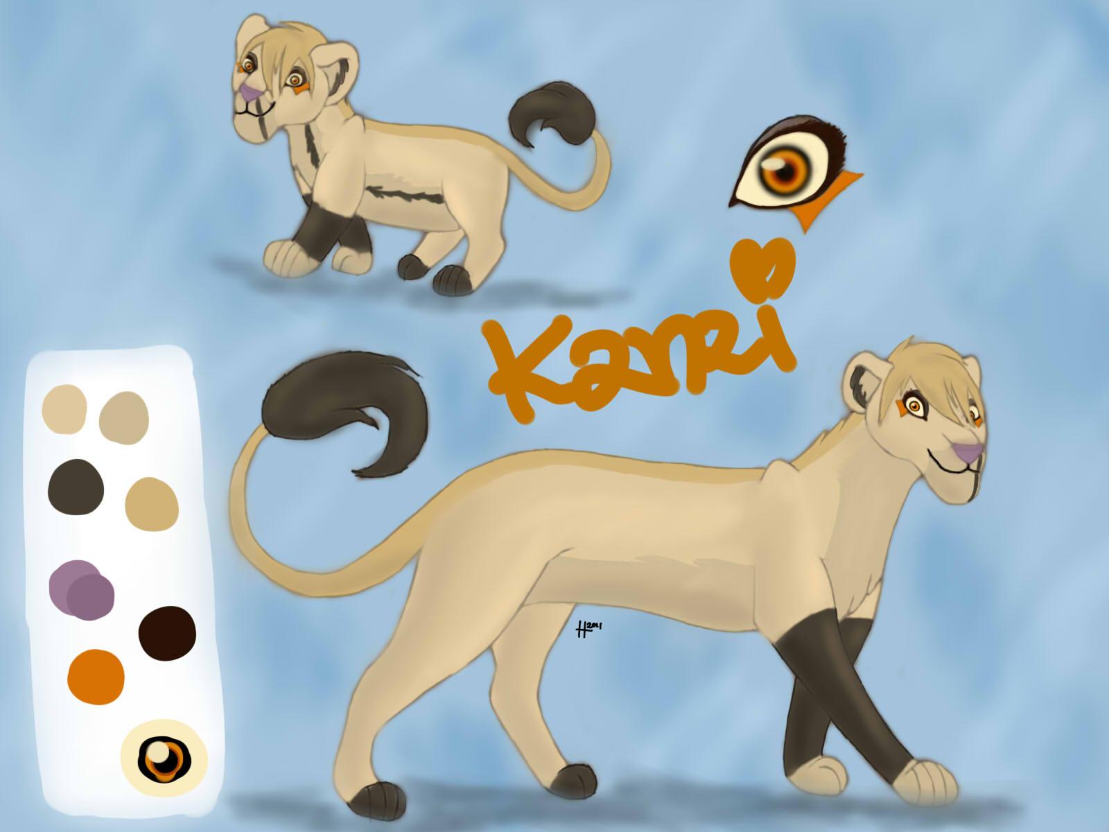 Kanzi's Portrait