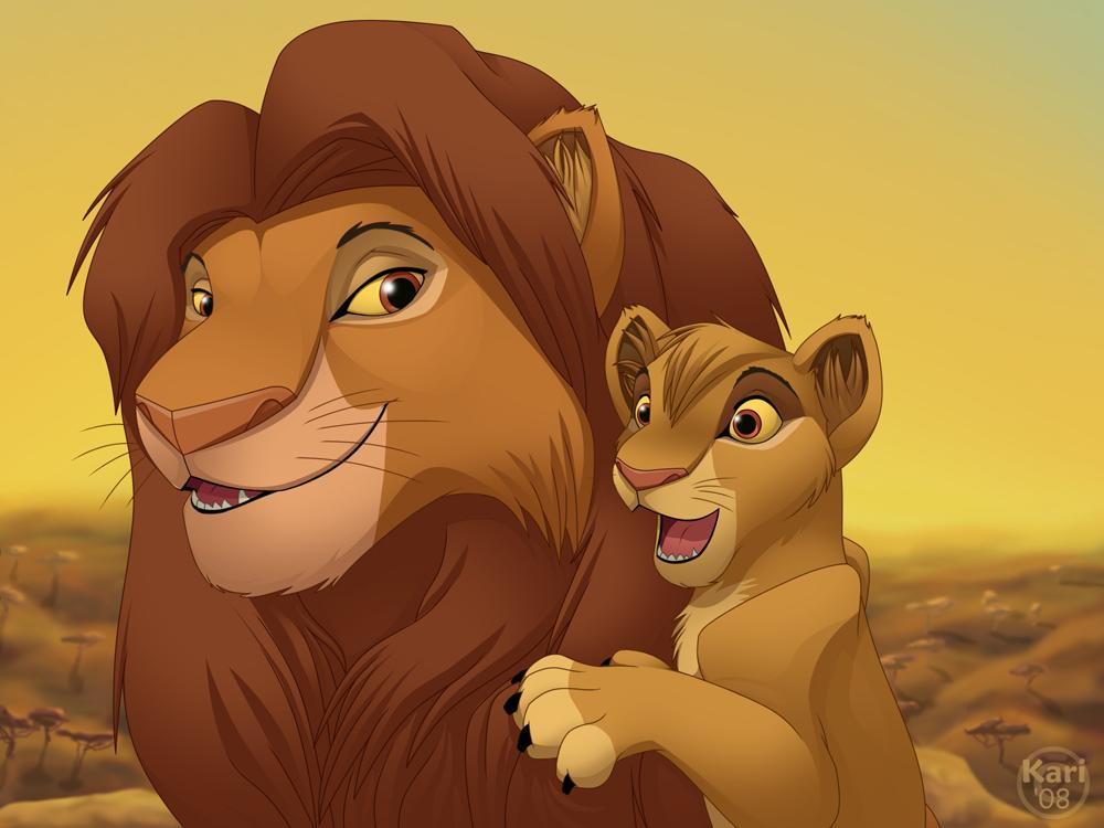 lion king mohatu and ahadi