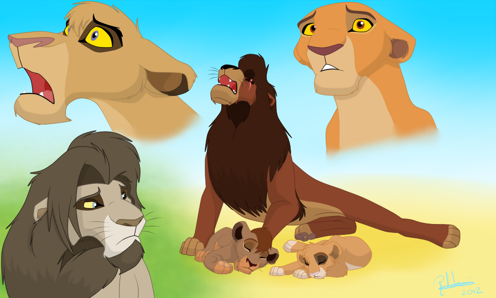 The New Lion King(sign Up And Rp)