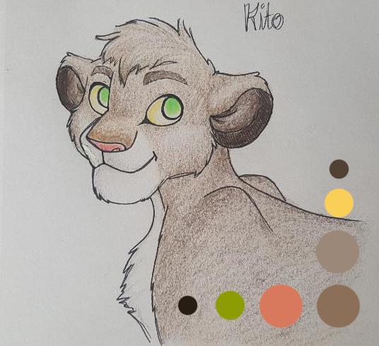 Kito's Portrait