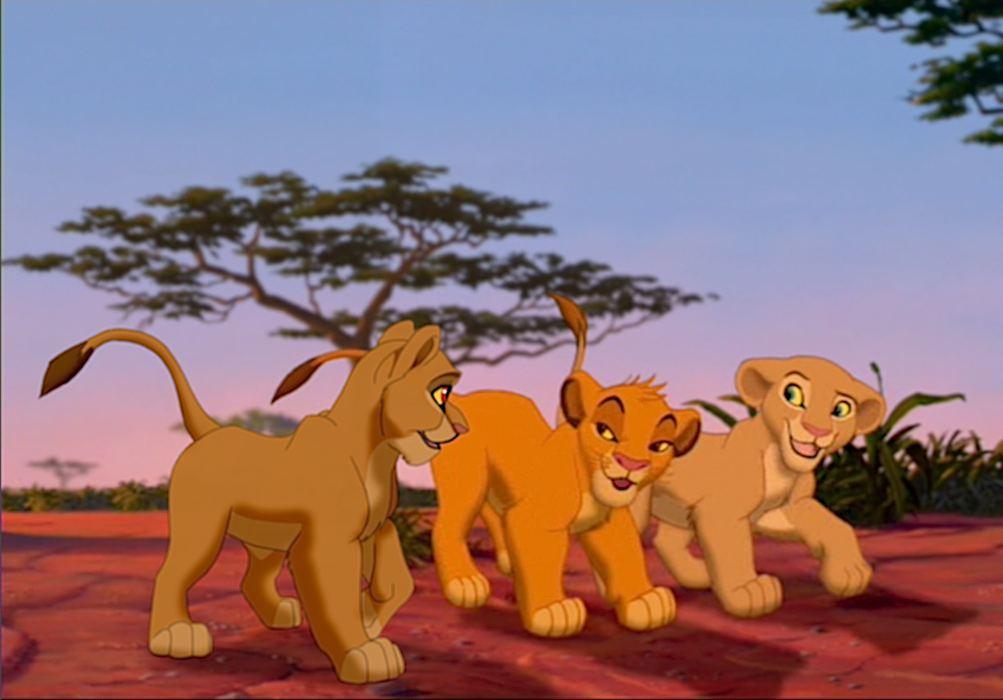 Nora Nala And Simba Scruffy S Album Fan Art Albums Of My Lion King