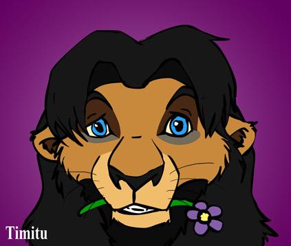 Timitu's Portrait