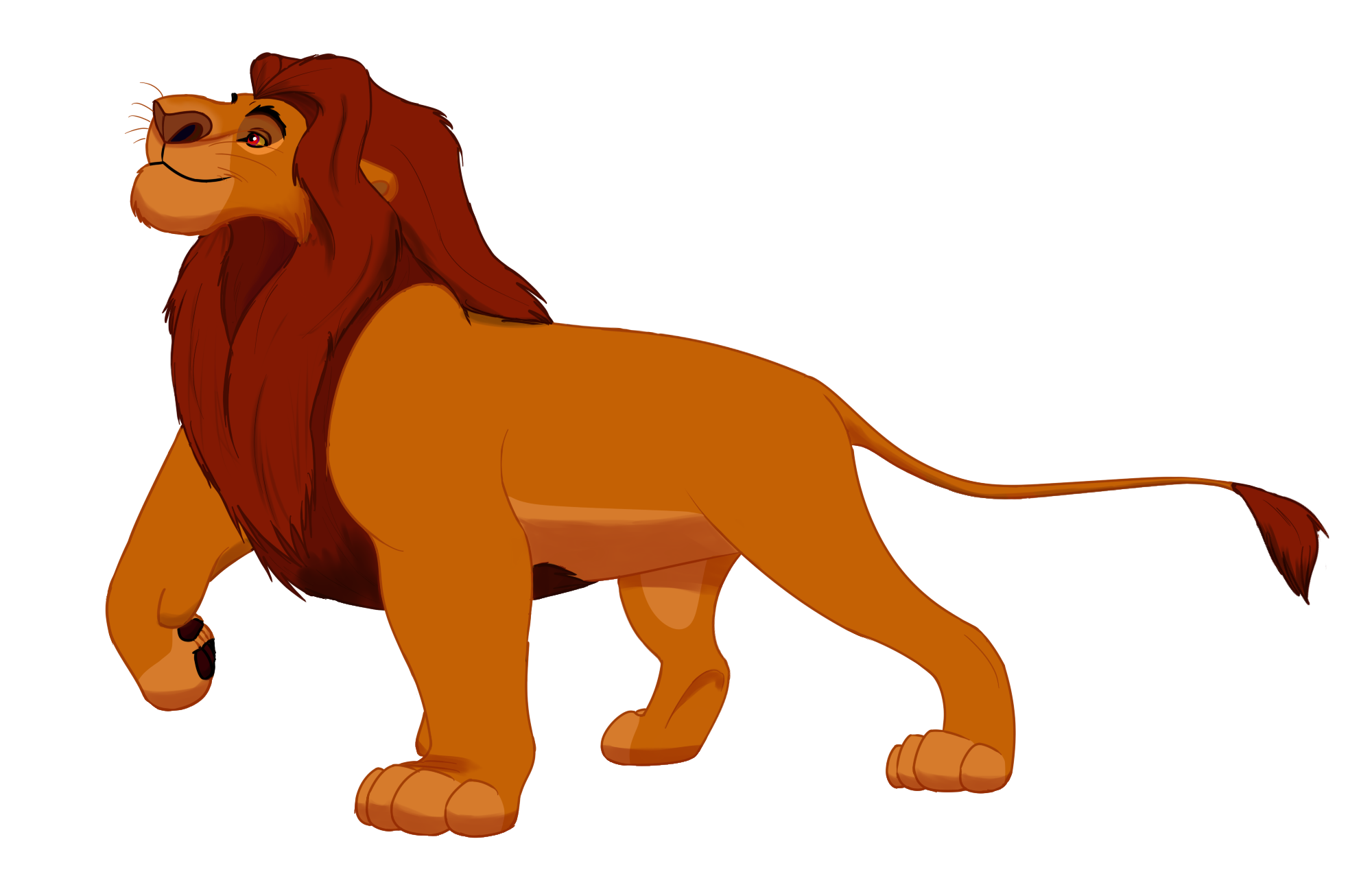 Uncategorized Lion King Mufasa mufasa vanhelsingspets album fan art albums of my lion king mufasa