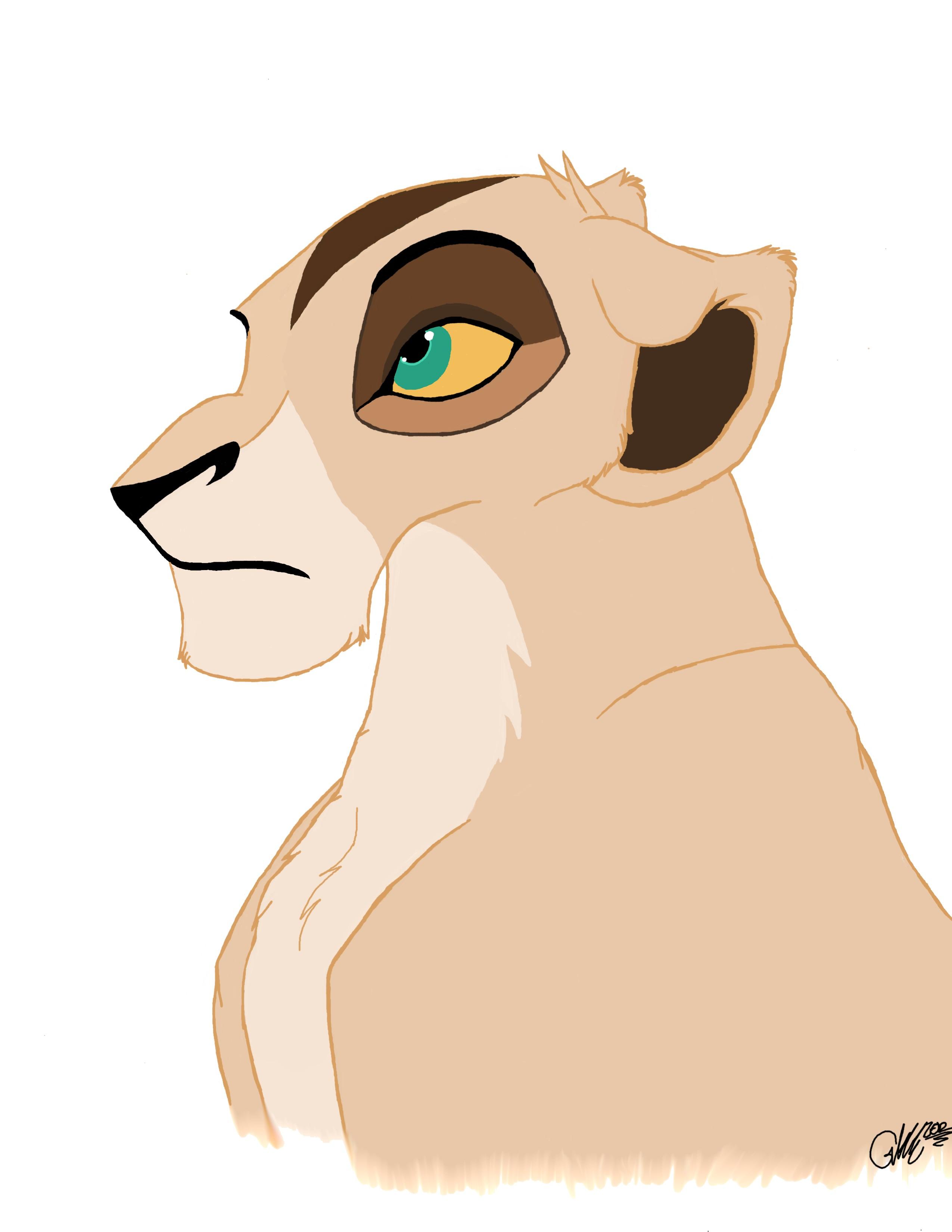 Shani's Portrait
