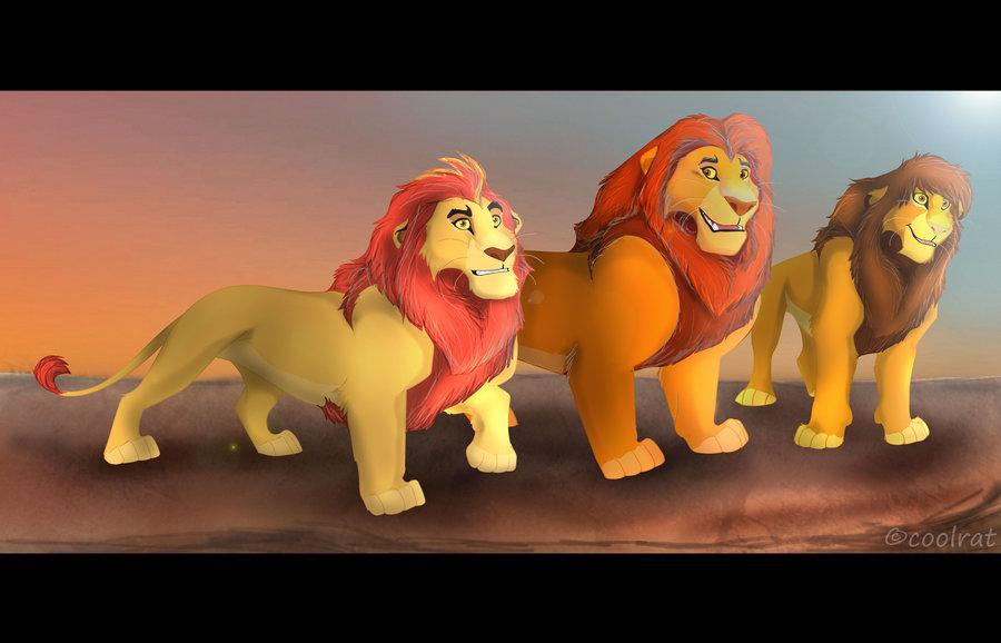 лего в картинках король лев вконтакте