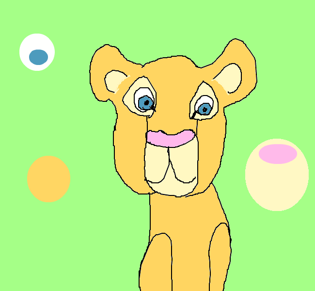 Dalila's Portrait