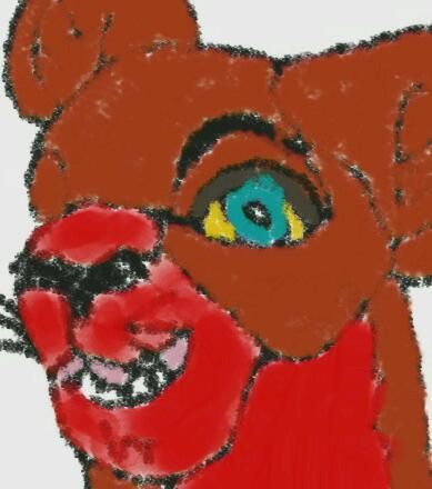 Virus's Portrait