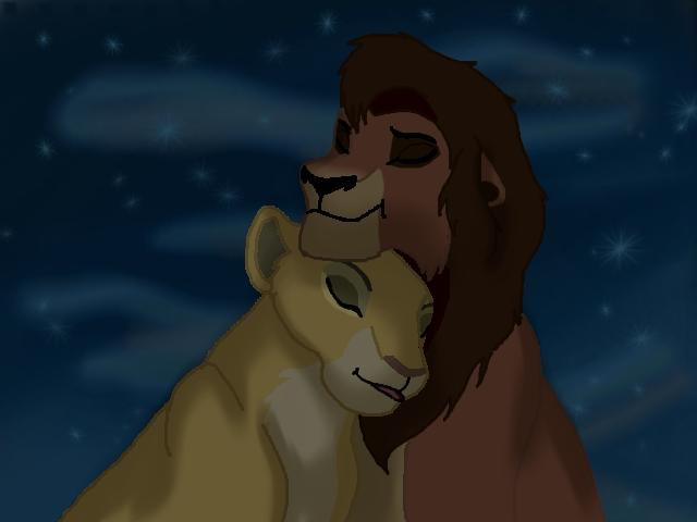 My Son 2006 Full Movie >> Kiara and Kovu « lionheart's Album — Fan Art Albums of My Lion King