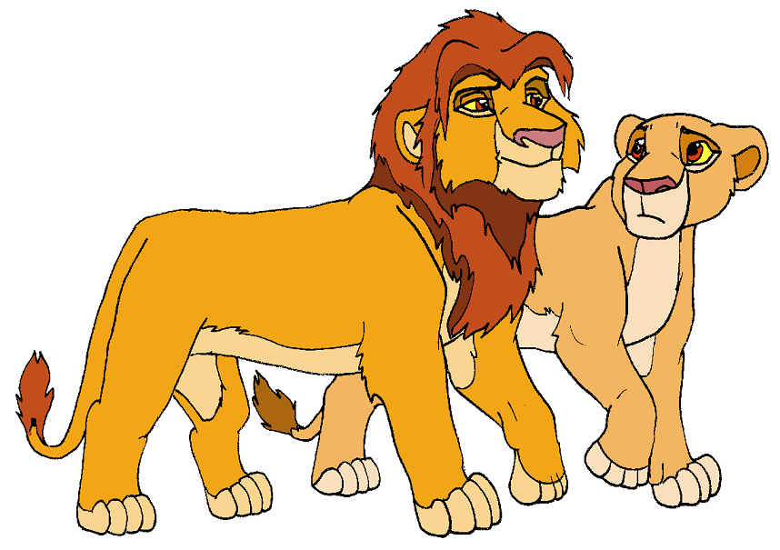 The lion king kopa and kiara - photo#18
