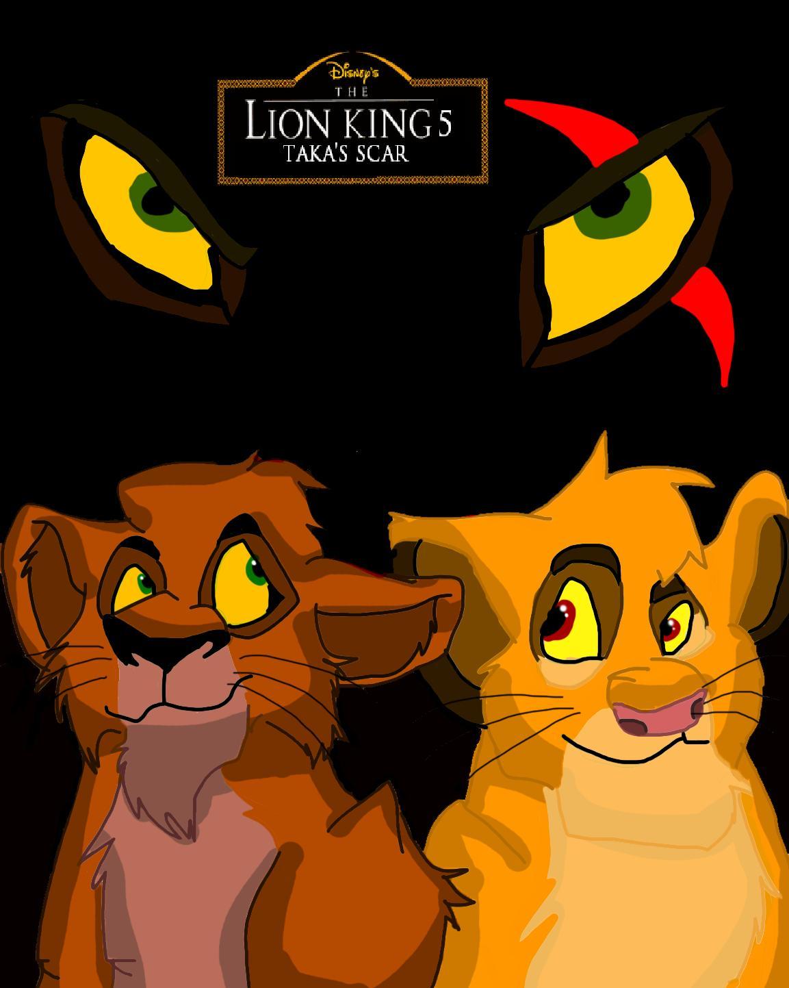 the lion king 5 taka's scar « vitani2's Album — Fan Art ...