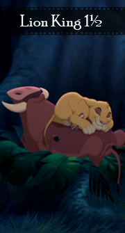 The Lion King 1½ Video Gallery