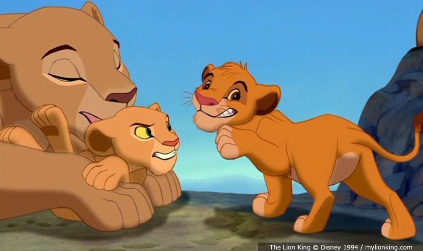 Lejonkungen lyrics
