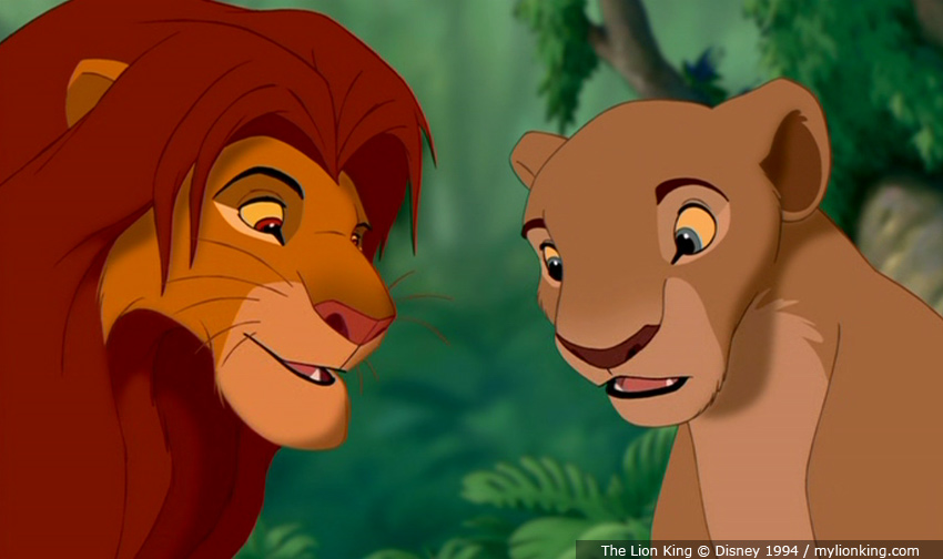 Gallery The Lion King Screengrabs
