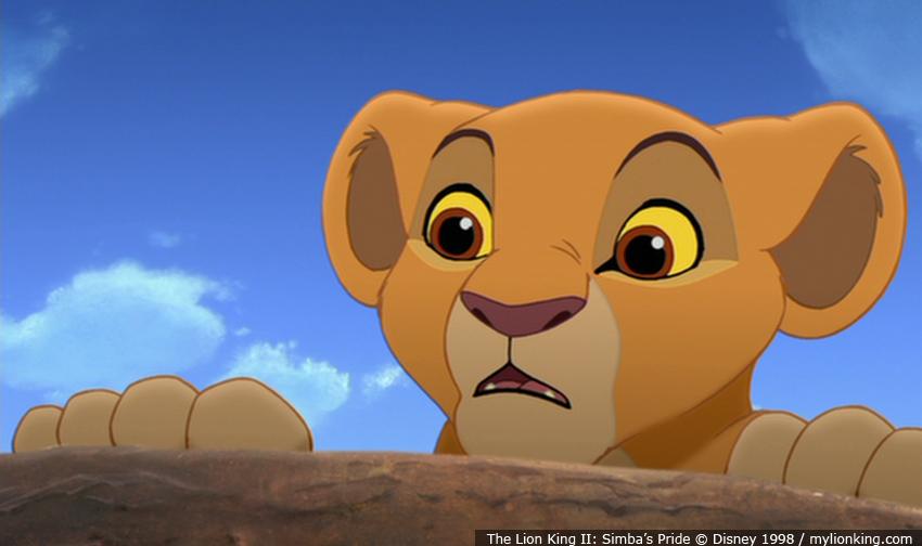 lion nala le roi nude image