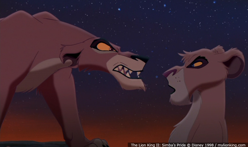 MufasaSarabi The Lion King  Works  Archive of Our Own