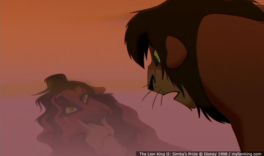 The lion king scar and kovu - photo#27