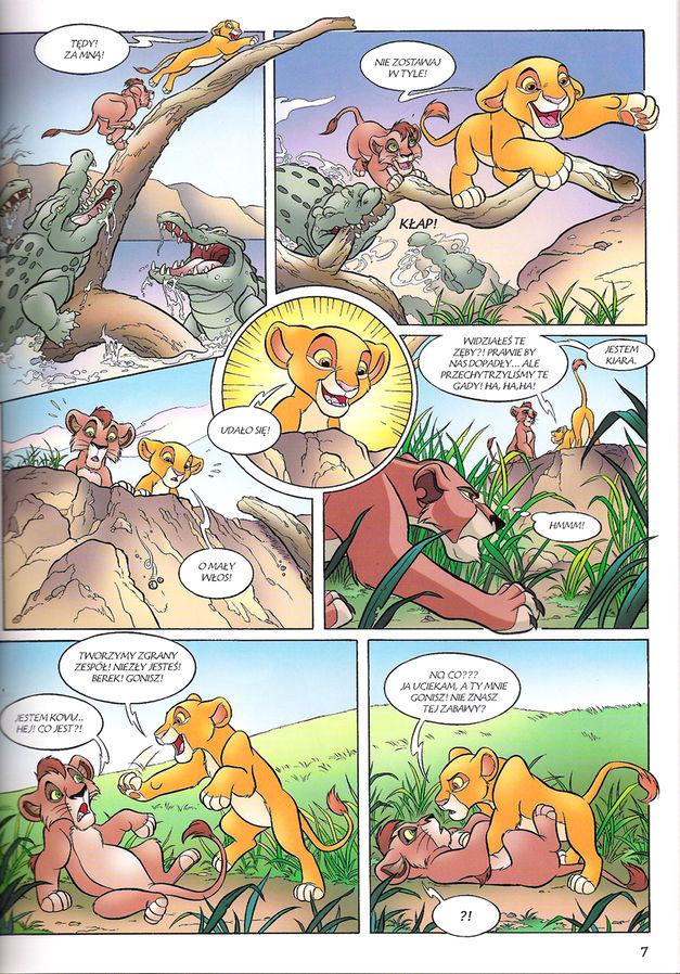 секс король лев комикс № 817183 без смс