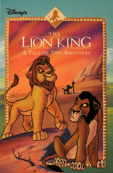 Cover of A Tale of Two Brothers