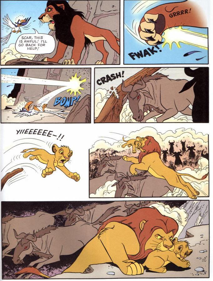 секс король лев комикс № 817187 загрузить